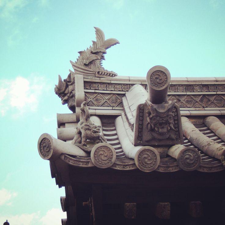 No.437 at Horyuji Temple, Nara, Japan