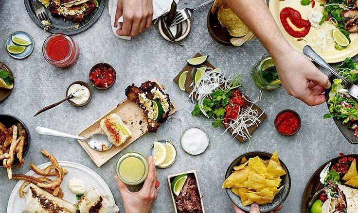 Bedste restauranter i Aarhus.