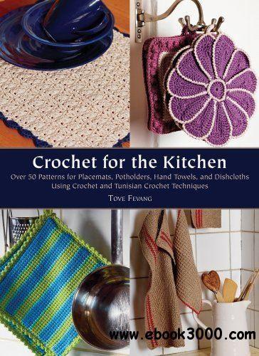 17 best crochet books images on pinterest crochet books crochet crochet for the kitchen free ebooks download fandeluxe Images