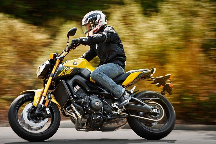 2015 Yamaha FZ09 Diamond Motor Sports Dover, DE (800) 743