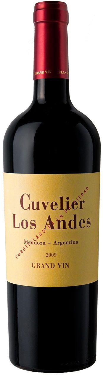 """""""Gran Vin"""" 73% Malbec / 19% Cabernet Sauvignon / 8% Merlot 2007 - Bodega Cuvelier Los Andes, Tunuyán, Mendoza-------- Terroir: Vista Flores (Tunuyán)--- Crianza: 18 meses en barricas de roble francés"""