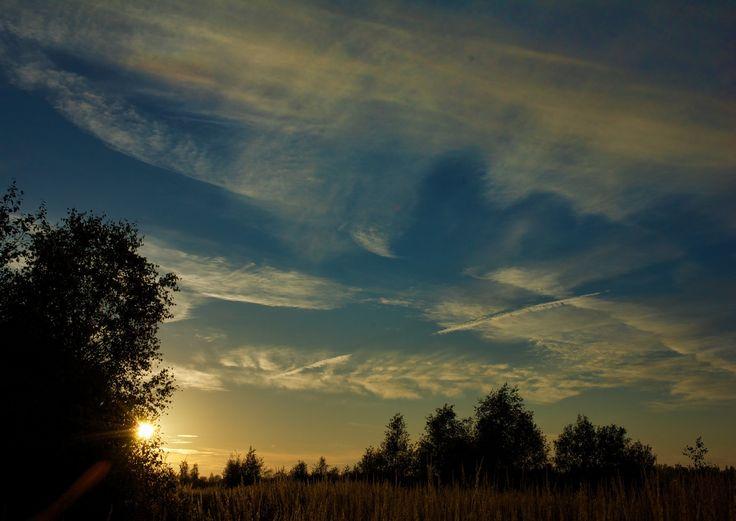 Taldom's sunset by Elena Stuukstly Kozyryatskaya on 500px