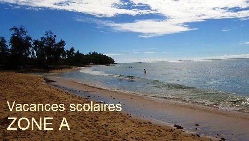 Vacances Scolaires ZONE A Pour 2013/2014 et 2014/2015