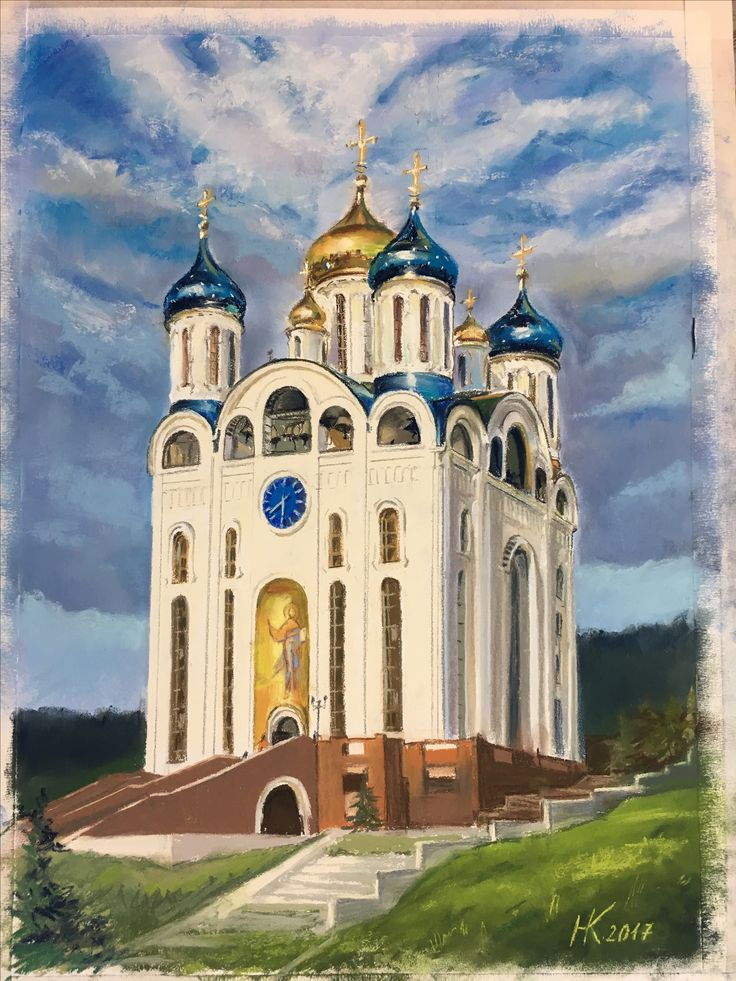 Cathedral of the Nativity of Christ in Yuzhno-Sakhalinsk