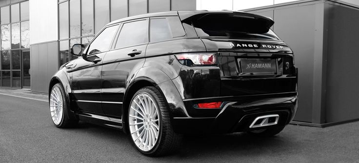 Elegant Range Rover 2015 Black