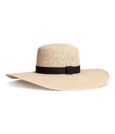Straw hat | Ladies | H&M AE