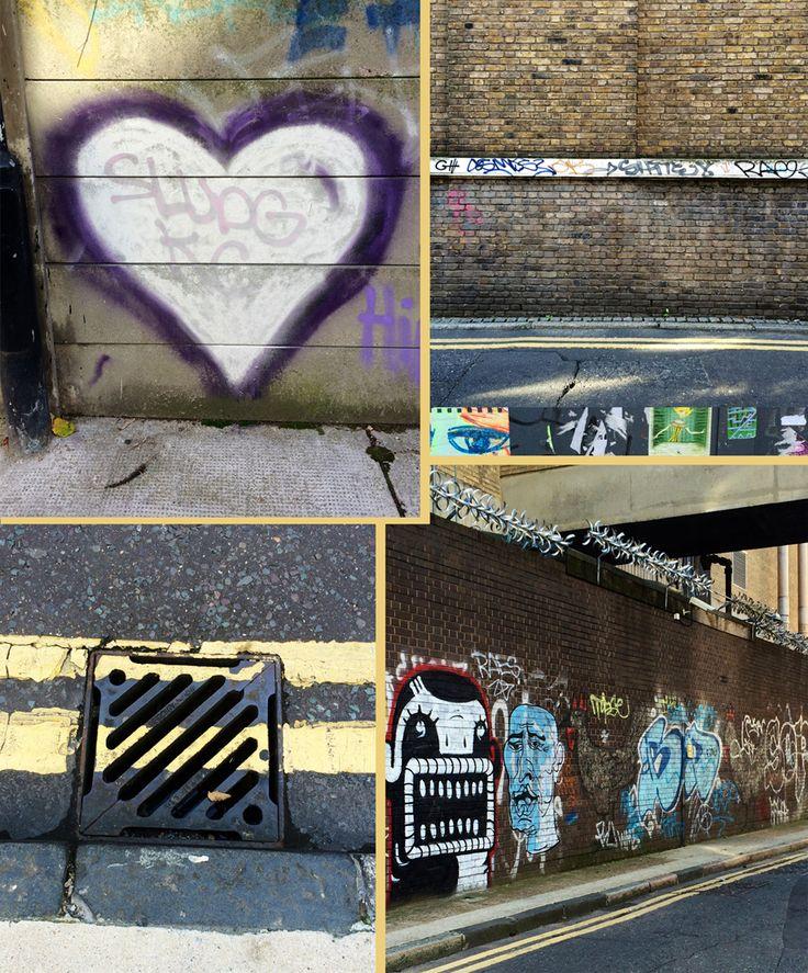 Exploring in and around Brick Lane. #graffiti #colour #streetart #expression #bricklane