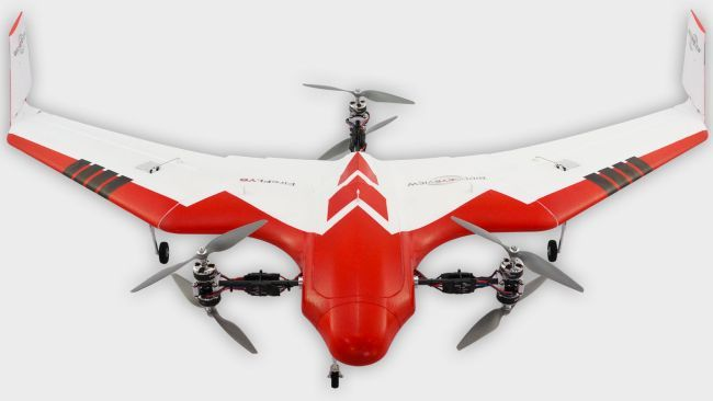 FireFLY6: World's first VTOL multi-rotor RC aircraft that flies autonomously