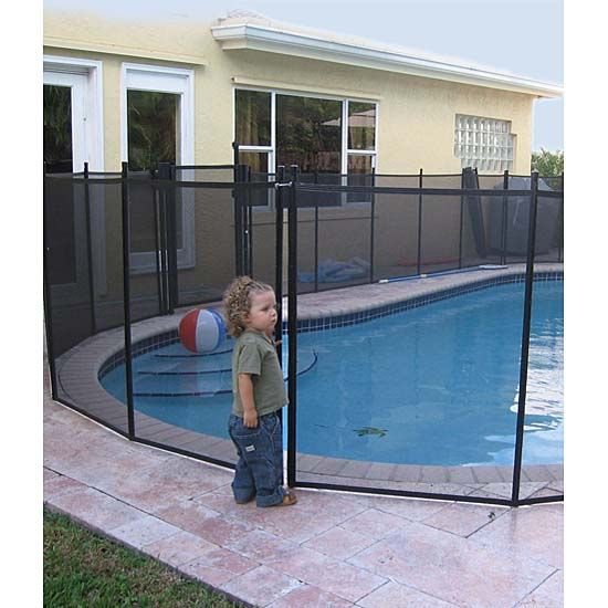 Water Warden Pool Safety Fence (5 ft. x 12 ft.)     Today $125.00 Item #: 11305502