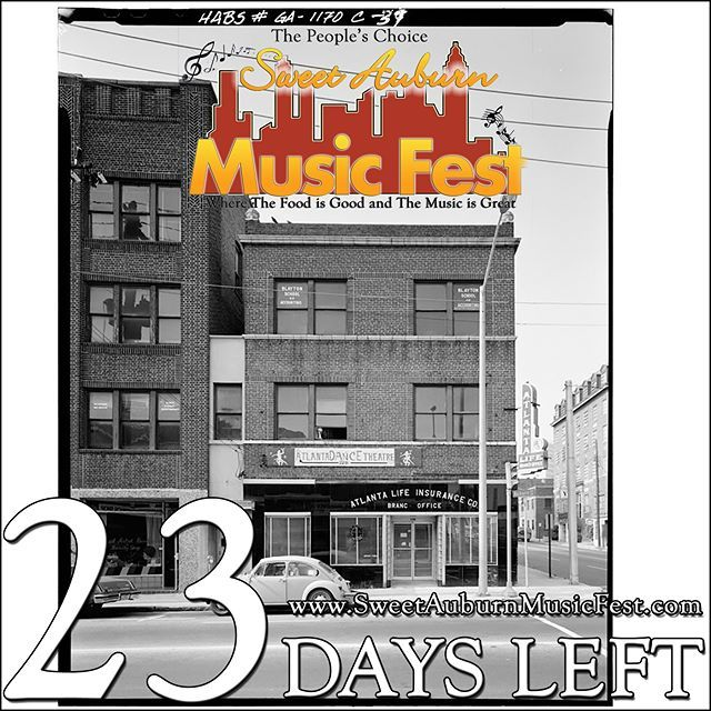 23 Days And Counting Till The Sweetauburnmusicfest October 6th