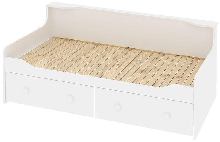 Rozsuwane łóżko dziecięce COMBEE      Nowoczesne łóżko dziecięce posiadające dodatkową powierzchnię spania po rozsunięciu go. Wówczas na łóżku mieszczą się dwa materace o powierzchni 80x200cm.