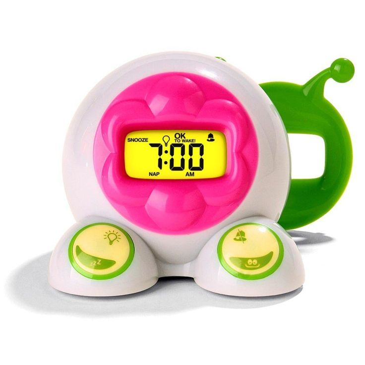 Unique Alarm Clocks for Kids