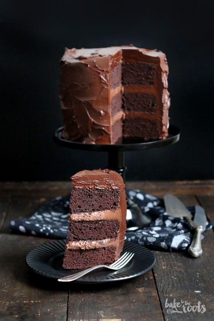"Schokoladentorte ""X-Treme Chocolate Lovers"" – Bake to the roots"
