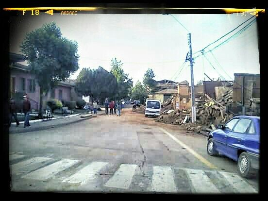 Calle Jose Miguel Carrera