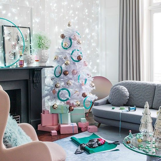 How To Decorate A Live Christmas Tree: Best 25+ Pastel Living Room Ideas On Pinterest