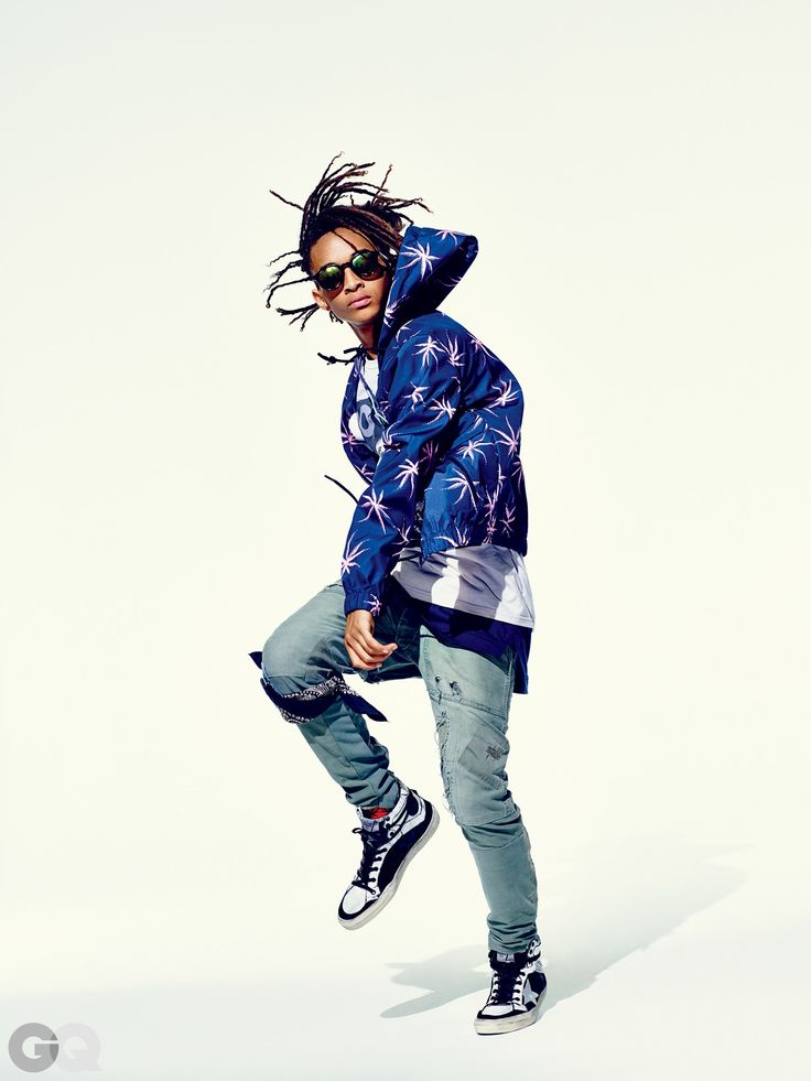 Jaden Smith Outfit March 2017