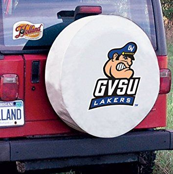 Grand Valley State University Lakers Spare Tire Cover Review 2017