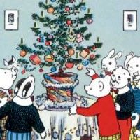 Rupert Annual 1949 Christmas