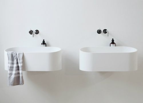 The Wall Hung Sink