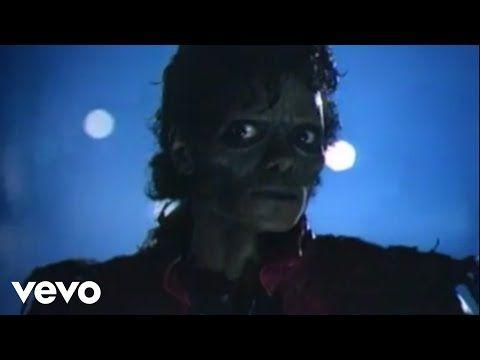 Michael Jackson - Thriller (Shortened Version) - YouTube