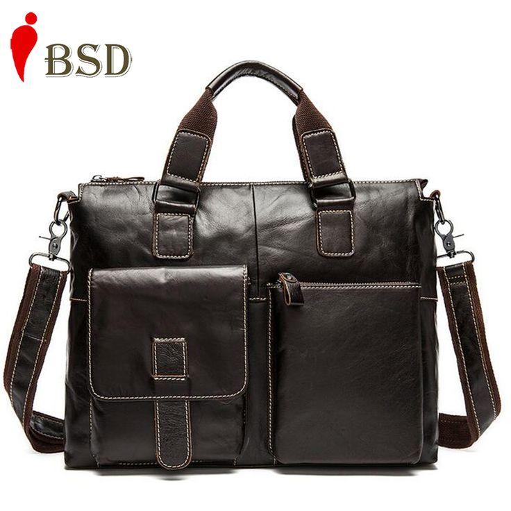 OGRAFF 2017 Men messenger túi genuine leather người đàn ông túi vali thiết kế túi xách cao quality thương hiệu nổi tiếng người đàn ông kinh doanh túi