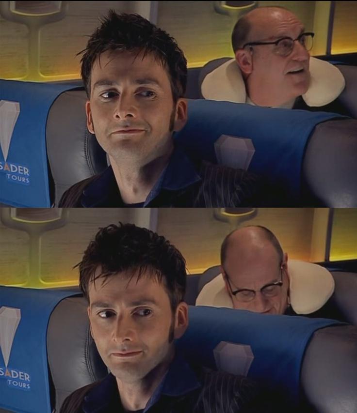 arthurweasley: misplacedmemory: signehansen:awu: Hi David Tennant, please  stop giving that look David Tennant, thank you David Tennant.