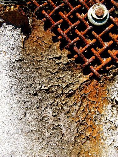 rusting net