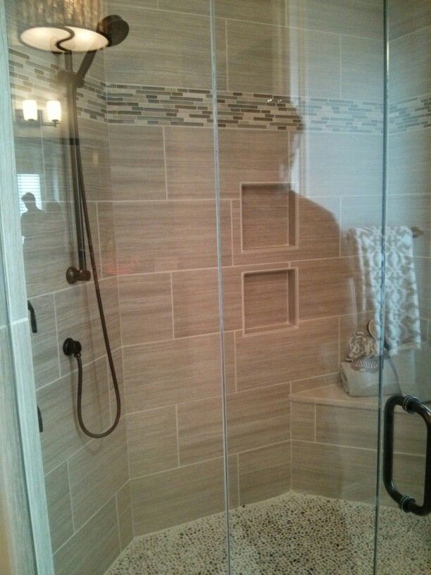 bathroom tile pinterest shower tile shower tiles house and bath 11664