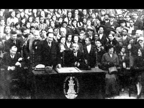 Le poème Tierras de España de Antonio Machado