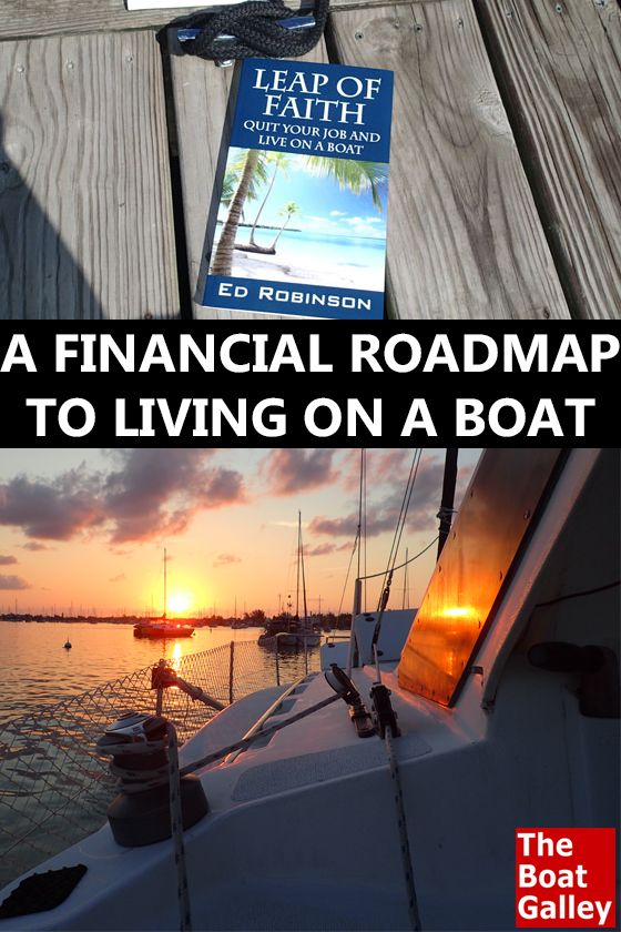 Dreaming of getting a boat and living on it?  Wondering how people who aren't millionaires manage to do it?  This book lays it out for you. via @TheBoatGalley