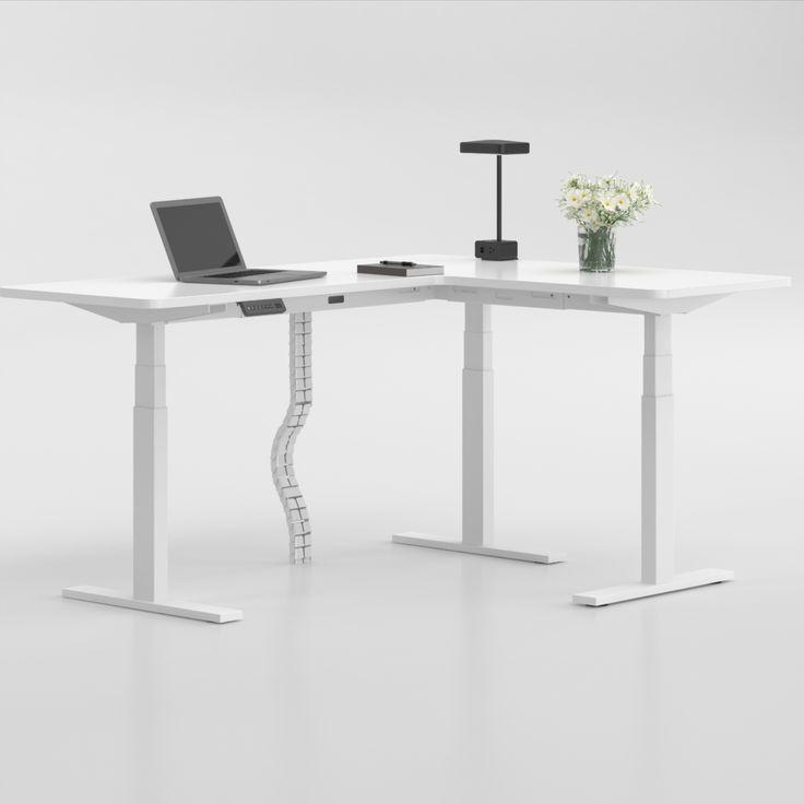 Custom Homeoffice Desk: Pin On Standing Desk