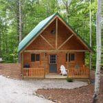Conestoga Log Cabins has been providing quality small log cabins to customers since 1983. Contact us today for more information on our Getaway Log Cabin.