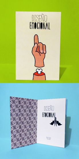 Mini Book, emotional design