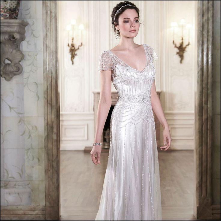 Best 25+ 1920s Wedding Dresses Ideas On Pinterest