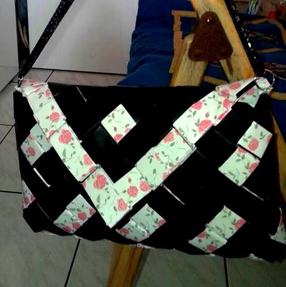 wrapper upholstery purse  bag #filotheychihiro