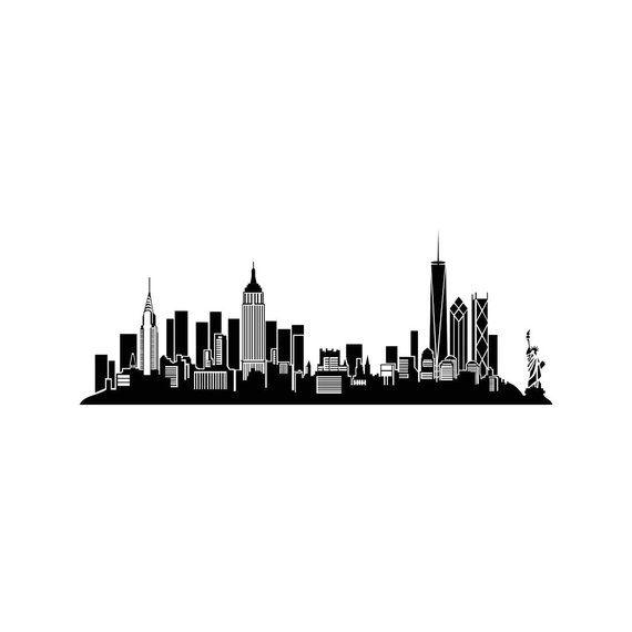 New York City Amrica Bridge Graphics Svg Dxf Eps Png Cdr Ai Pdf Vector Art Clipart Instant Download Instagram