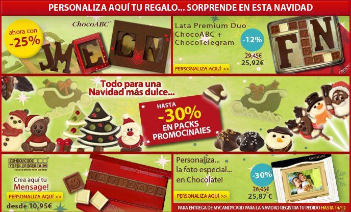 ¡Aprovecha nuestras ofertas y elegir el ideal regalo de Navidad!