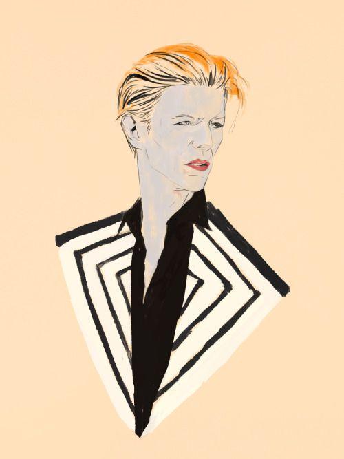 180 best BOWIE ARTWORK images on Pinterest   Pop art, David bowie ...