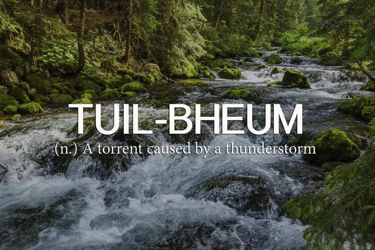 19 Beautiful Scottish Words That Everyone Needs In Their Life