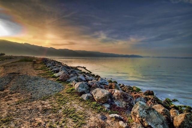 One of my favorite HDR shots that I have done. This was taken at the Martinez Marina in CA