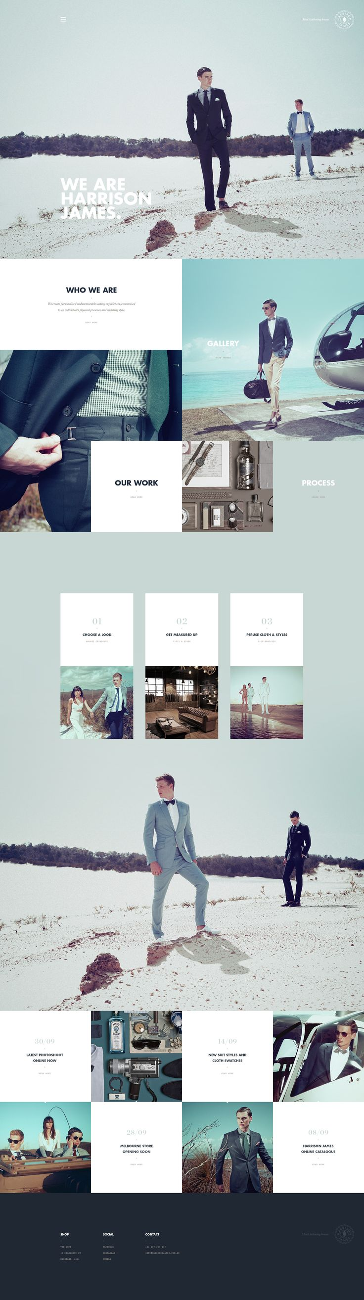 Harrison James | Twofold Graphic & Web Design