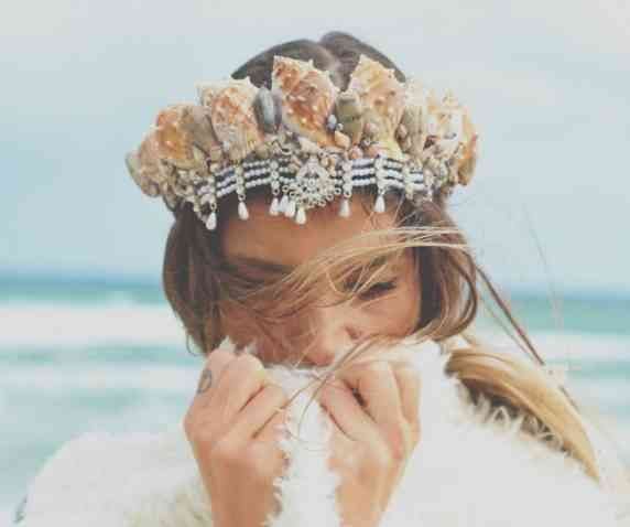 Forget flowers, mermaid crowns are your must have this summer. Take a look at our new festival staple here - http://lifestyle.one/grazia/fashion/news/mermaid-crown-festival/