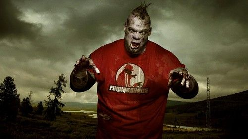 WWE Zombie:The Ring of the Living Dead - Brodus Clay - wwe Photo