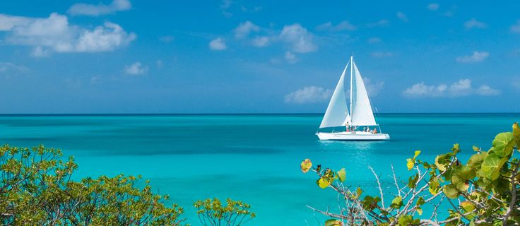 Sailboats In The Caribbean: Image Detail For -Providenciales, Turks And Caicos Sailing