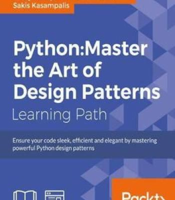 Python PDF Python Programming Design Patterns Pdf Python Impressive Design Patterns Pdf