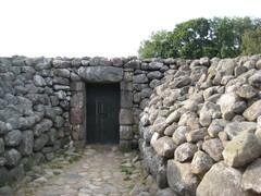 Kungagraven (Kings Grave), Kivik, Sweden