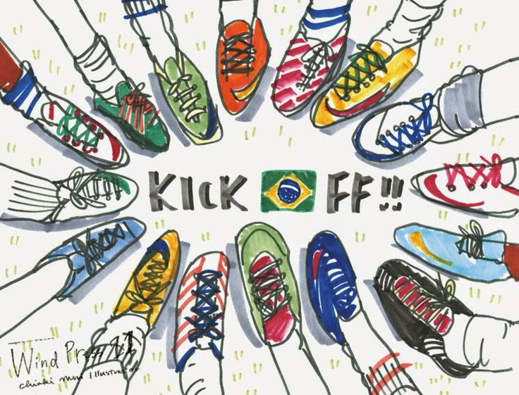 Run the world: KICK OFF!