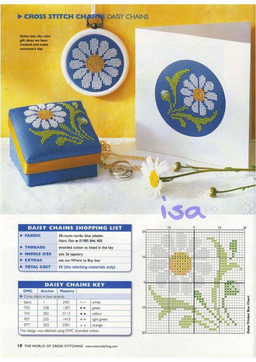 Gallery.ru / Фото #8 - The world of cross stitching 036 сентябрь 2000 - WhiteAngel
