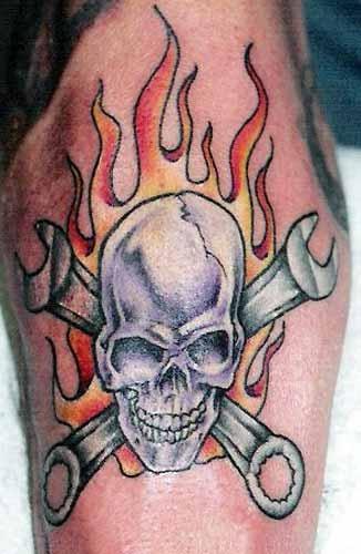 Piston And Wrench Tattoo Designs Tattoo ideas, free tattoo,