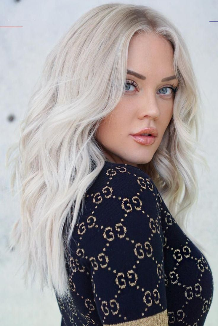 Hair Beauty Image By Brittany Metz In 2020 Blonde Hair Colour